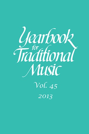 Yearbook for Traditional Music Vol. 43 (2011)