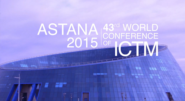 ICTM 43rd World Conference