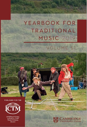 Yearbook for Traditional Music Vol. 51 (2019)